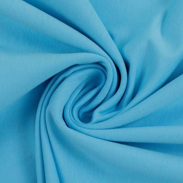 Bilde av Maike, French Terry 000841 Plain, turquoise