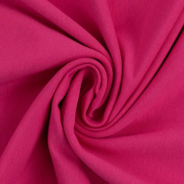 Bilde av Maike, French Terry 000935 Plain, bright pink