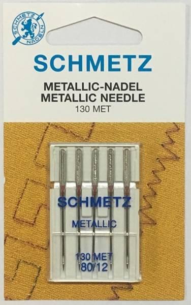 Bilde av (L24) Nåler Schmetz  Metall 80/12 130MET