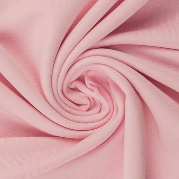 Bilde av Maike, French Terry 000432 Plain, pastel pink