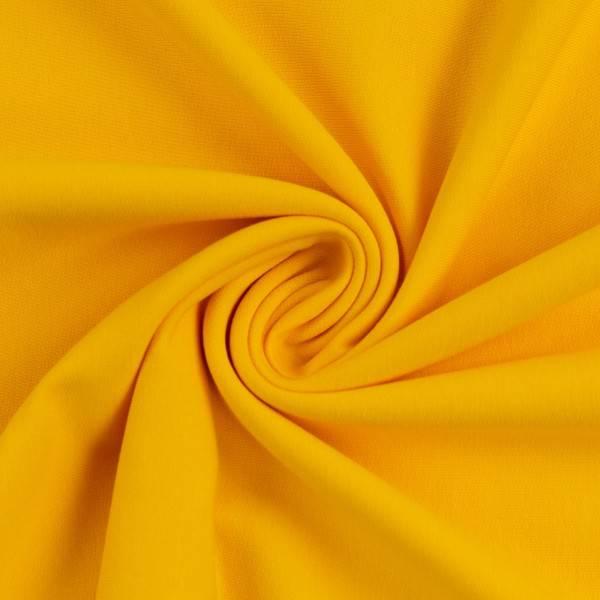 Bilde av Maike, French Terry 000312 Plain, yellow