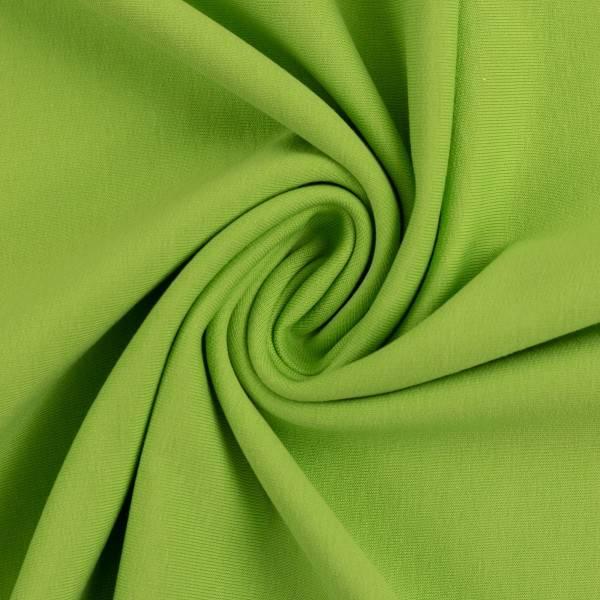 Bilde av Maike, French Terry 000603 Plain, kiwi green