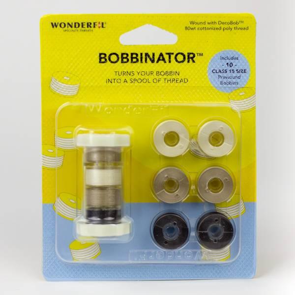 Bilde av Bobbinator Beige Wonderfil BBR15-beige