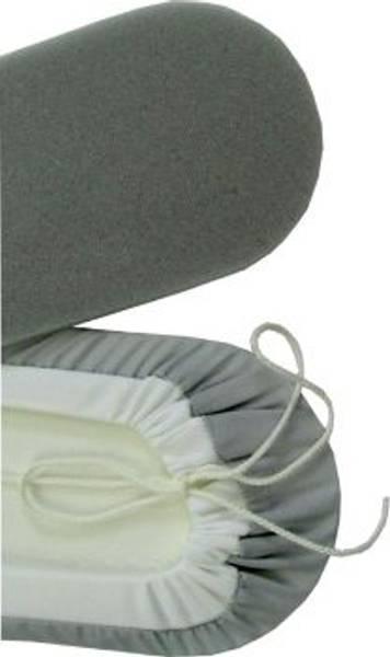 Bilde av (3-etg) Trekk for friarmsbrett ELNA Large grått (trekk+skum)