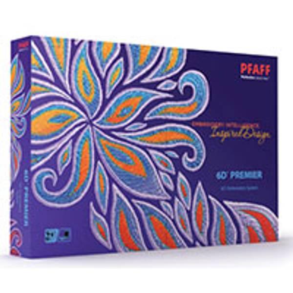 Bilde av PFAFF 5D til 6D™ opppgradering PREMIER Engelsk