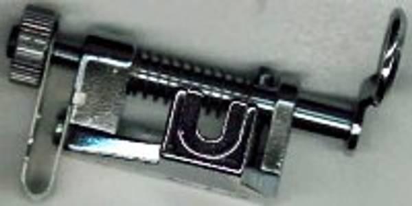 Bilde av (4B7) Janoe Stopp/quiltfot med dekkplate i metall  Gr.5
