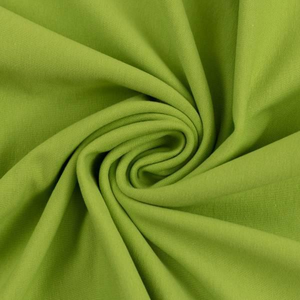 Bilde av Maike, French Terry 000602 Plain, kiwi green