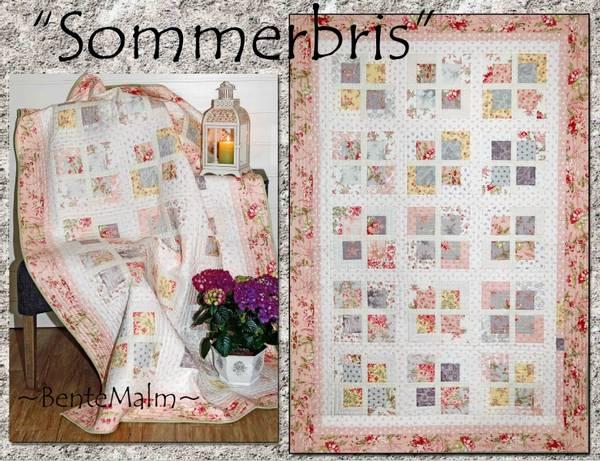 Bilde av 118 Sommerbris AnnaKa Mønster - Kr. 160,-