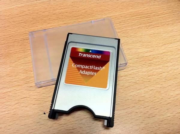 Bilde av Pc-Card Adapter for Compactflash (type1) pcmcia