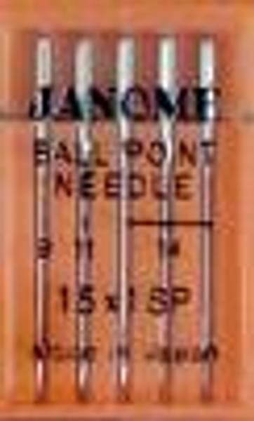 Bilde av (B23) Nåler Ballpoint 90 (us14). 5-pakk 130/705H test