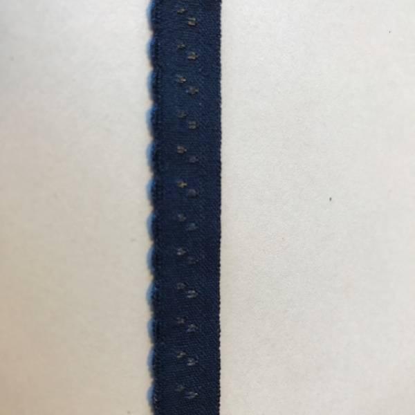 Bilde av Trusestrikk marineblå 11363