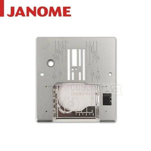 Bilde av (2E8E) Rettsømsstingplate (MC3000-5700 & 5018)   easy jeans