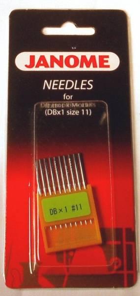 Bilde av (4B8) Nåler til DB Hook Modeller DBx1 80 (us11)