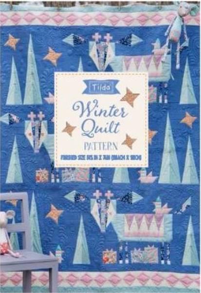 Bilde av Tilda Winter Quilt mønster