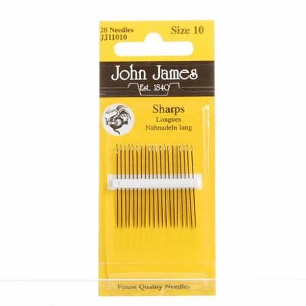 Bilde av (5A20) John James Sharps size 10 JJ11010