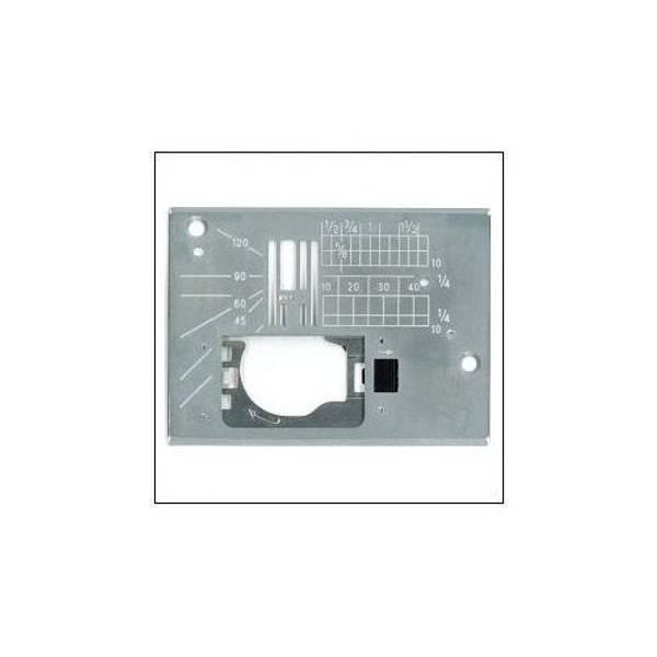 Bilde av (20B2) Rettsømsstingplate inkl.fot (mc11000) / Needle Plate A