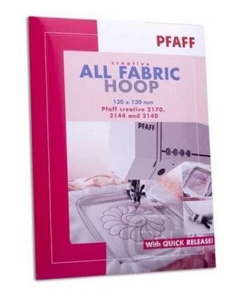 Bilde av (3) Creative All Fabric Hoop Broderiramme 130x130