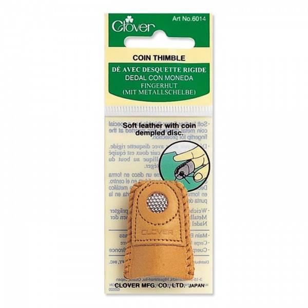Bilde av (5) Clover Coin Thimble medium 6014