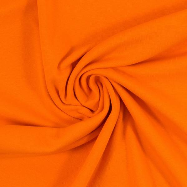 Bilde av Heike Rundstrikket ribb 000424 Plain, orange