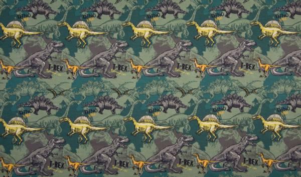 Bilde av Dinosaurer , mørk grønn