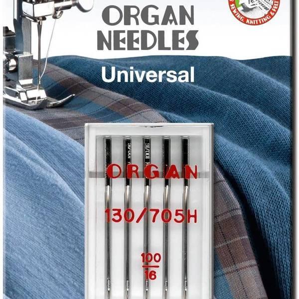 Bilde av (23G5) Nål Organ Universal 100, 5 pk