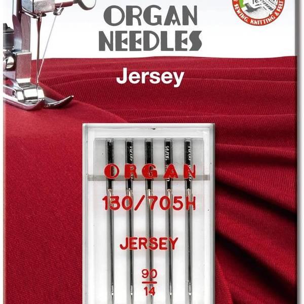 Bilde av (23G33) Nål Organ Jersey 5pk 90/14 (2L16)