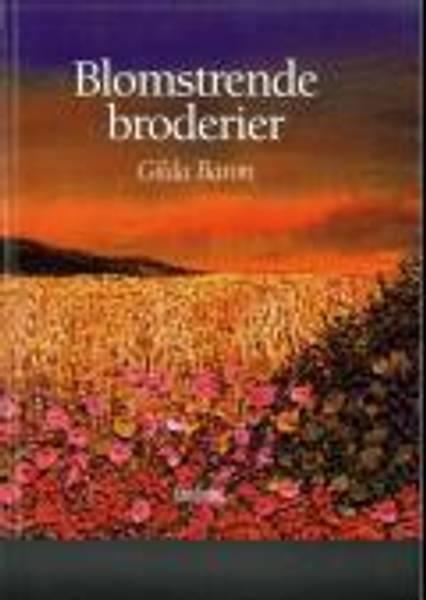 Bilde av Blomstrende broderier av Gilda Baron