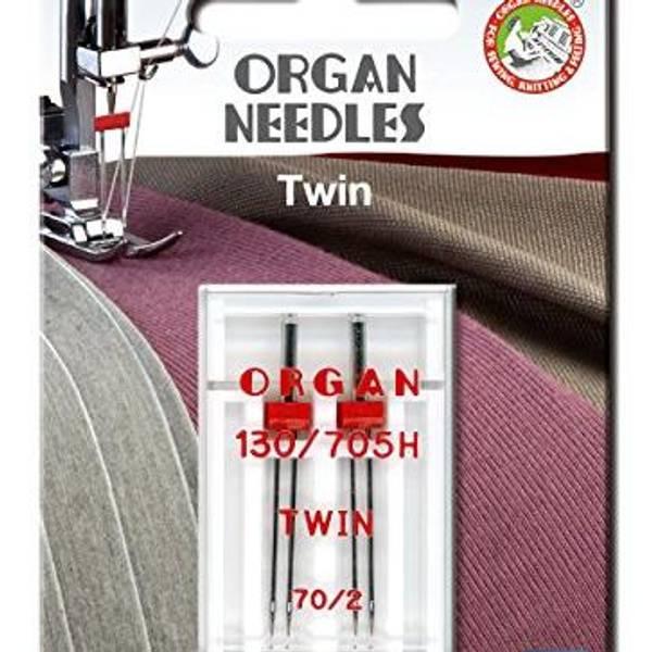 Bilde av (23G22) Nål Organ Tvilling 2mm 70, 2 pk