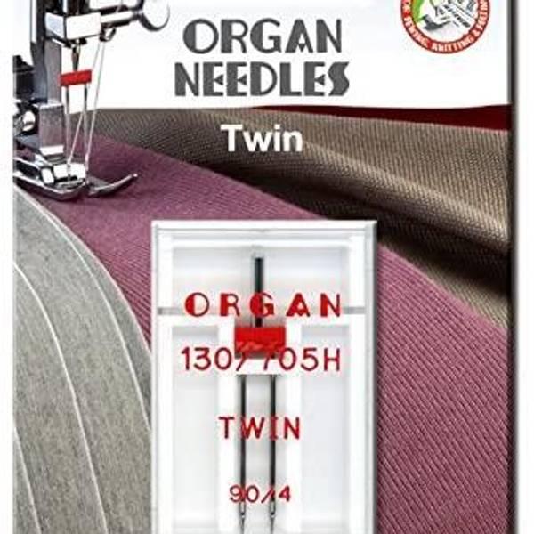 Bilde av (23G26) Nål Organ Tvilling 4mm 90, 1 pk (2L4)