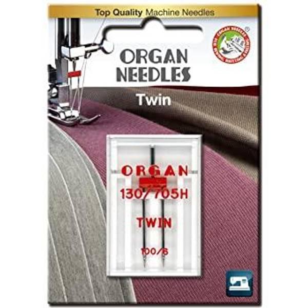 Bilde av (23G27) Nål Organ Tvilling 6mm 100, 1 pk