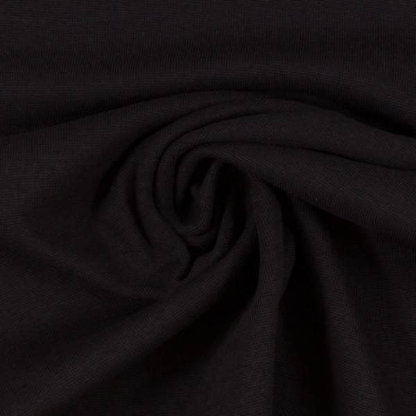 Bilde av Heike Rundstrikket ribb 000299 Plain, black