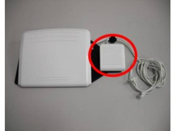Bilde av (20B) Fotpedal for trådkutt MC8900/9900/Skyline S5/S7/S9