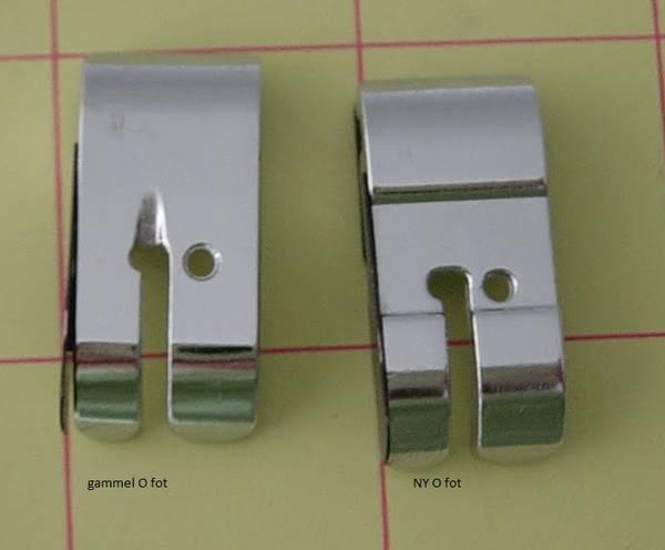 Bilde av (D12) 1/4 inch foot (O2) MC7700