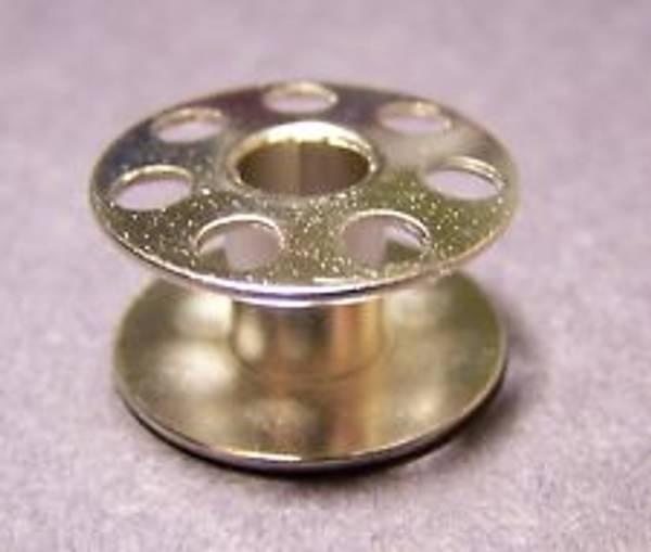 Bilde av (L4) Undertrådspoler metall til eldre Elna maskiner 42600020