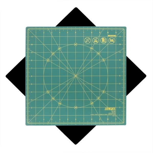 Bilde av OLFA Roterende skjærematte 30x30 cm RM-30x30 1066792 15470