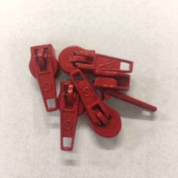 Bilde av Glidere 4mm - rød 5 pack
