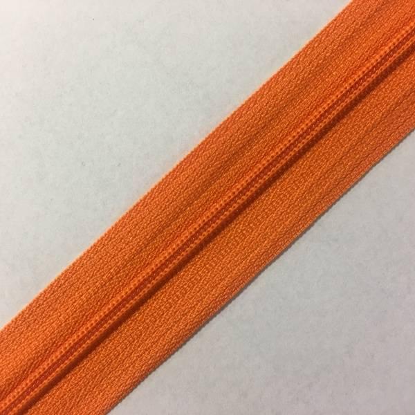 Bilde av Cose Glidelås orange 4mm - 1m