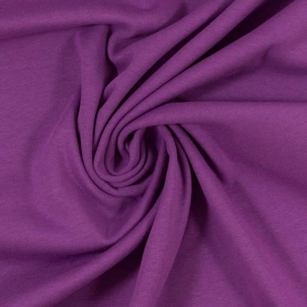 Bilde av Heike Rundstrikket ribb 000643 Plain, purple