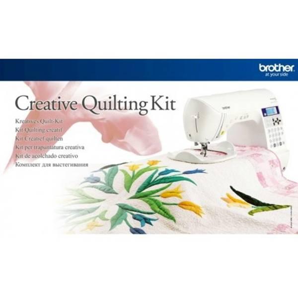 Bilde av Brother Creative Quilte Kit QKF1
