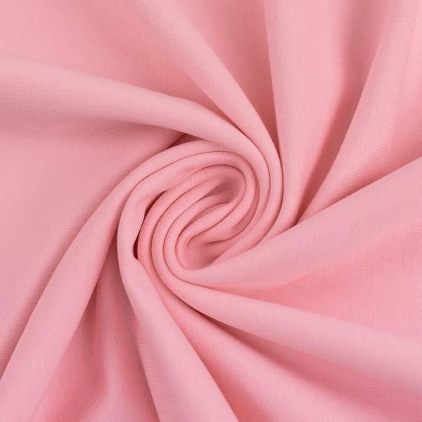 Bilde av Maike, French Terry 000431 Plain, pink