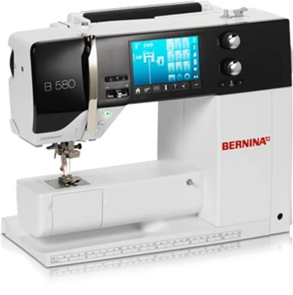 Bilde av Bernina 580 symaskin m/broderimodul (34)