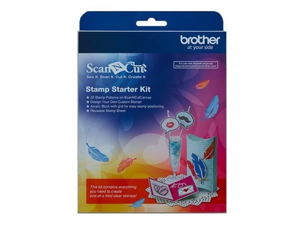 Bilde av Brother Stamp Starter Kit CASTPKIT1