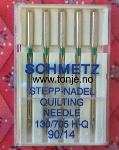 Bilde av (23E36) Nåler Quilt H-Q 90 5-pakk SCHMETZ (4D15)