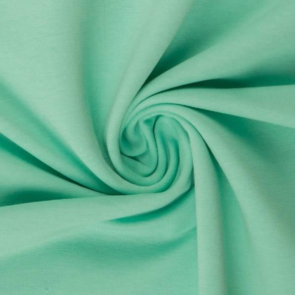 Bilde av Maike, French Terry 000260 Plain, pastel mint green