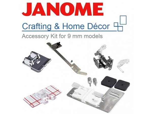 Bilde av (20B5) Janome Home Decor Accessory kit (G1)