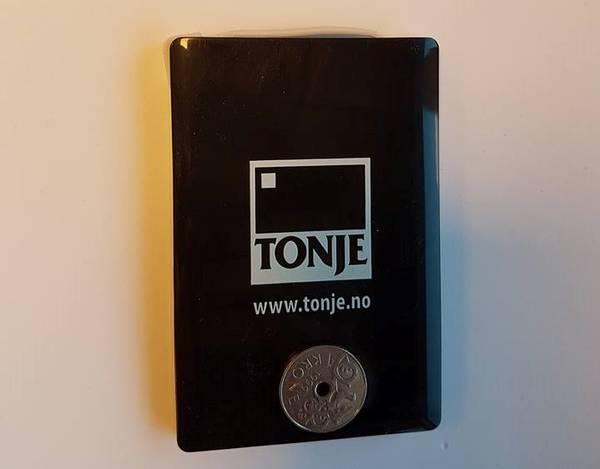 Bilde av Tonje PowerBank med 3050mAh Litium batteri fra Samsung