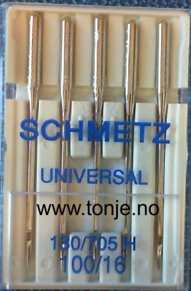 Bilde av (23E5) Nåler Universal 100 130/705H 5stk SCHMETZ