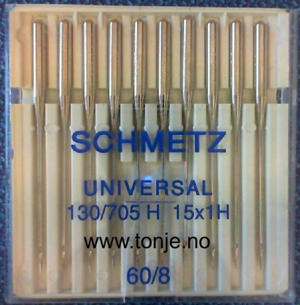 Bilde av (23E9) Nåler Universal 60 130/705H 10stk SCHMETZ