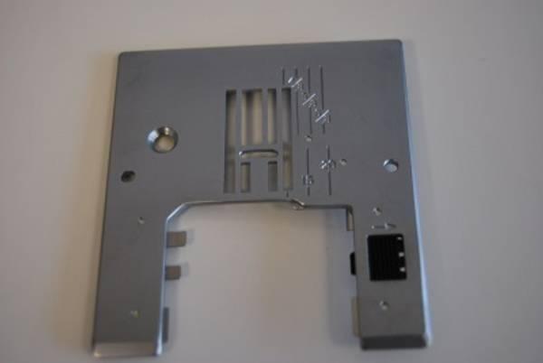 Bilde av (2N9) Janome Stingplate Needle plate unit Easy Jeans 22/2522