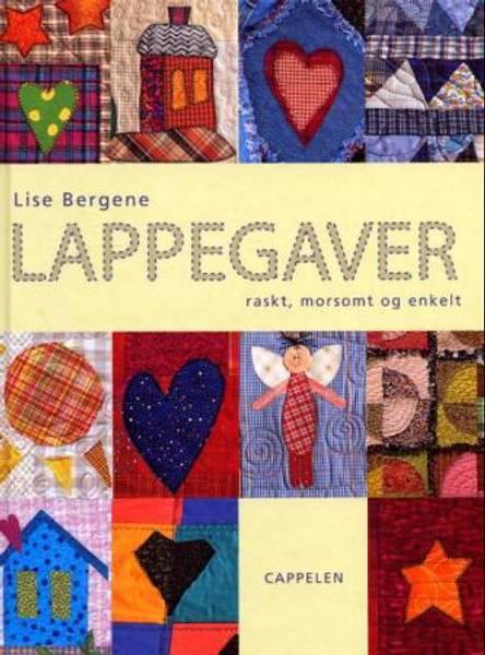 Bilde av LAPPEGAVER rast, morsomt og enkelt av Lise Bergene